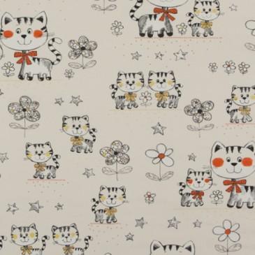 Fabric CATBLUSH.25.140