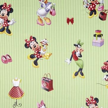Disney Minnie Mouse Fabric SUNSHOP.45.150
