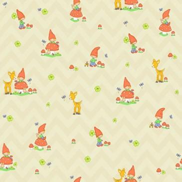 KidsFabrics Fabric DIGMUSH.11.140