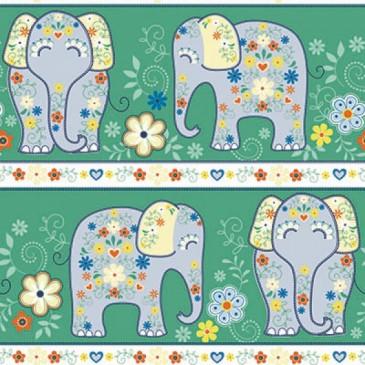 KidsFabrics Fabric DIGINDIA.45.140