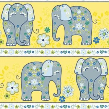 KidsFabrics Fabric DIGINDIA.20.140