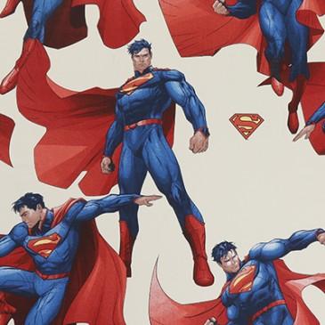 DC Comics Superman Fabric CAVILL.11.140