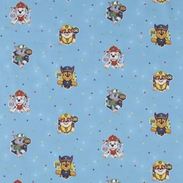 Nickelodeon Paw Patrol Fabric CHASE.400.140