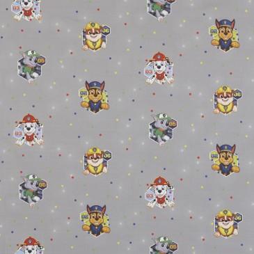 Nickelodeon Paw Patrol Fabric CHASE.550.140