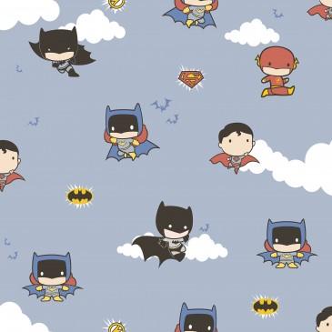 Batman DC Comics Superman Warner Bros Fabric CHIBI.380.140