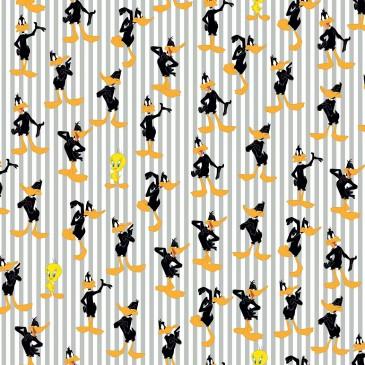 Looney Tunes Warner Bros Fabric DAFFY.550.140