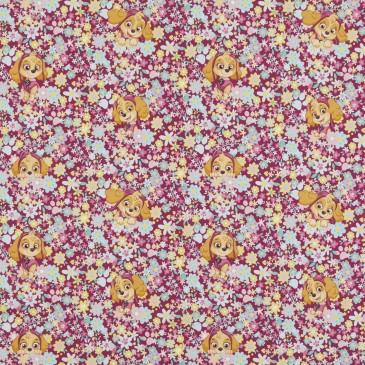 Nickelodeon Paw Patrol Fabric DITSY.317.140