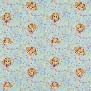 Nickelodeon Paw Patrol Fabric DITSY.387.140