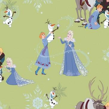 Disney Frozen Fabric FENYA.45.140