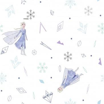 Disney Frozen Fabric FLAKE.100.140