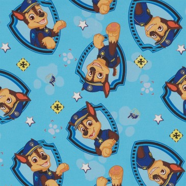Nickelodeon Paw Patrol Fabric LEAP.400.140
