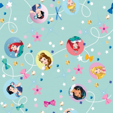 Disney Princess Fabric LEIA.430.140