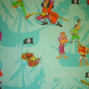 Fabric PETERPAN.45.140