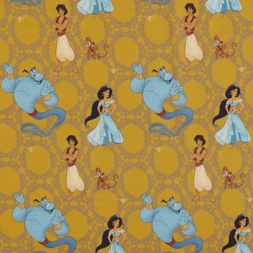 Aladdin Disney Fabric WISH.219.140